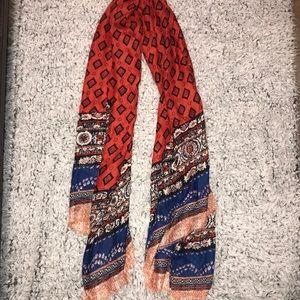 FREE PEOPLE: bohemian scarf